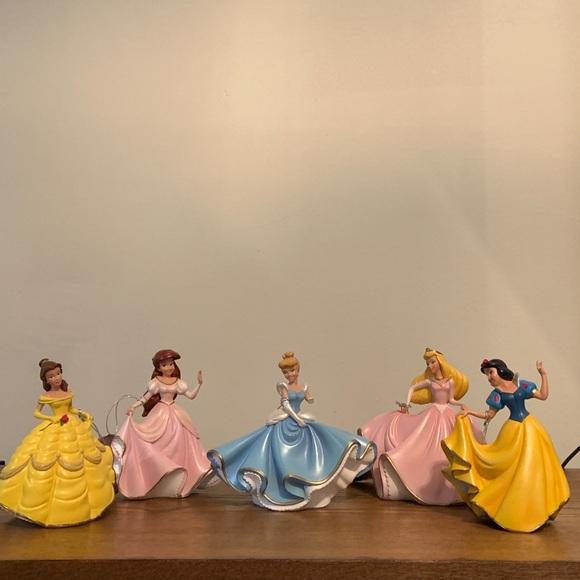 Bradford Exchange Disney Princess Colletables